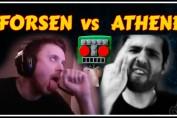 forsen vs athene